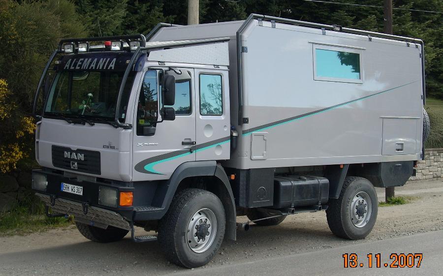 Parque 4x4 - Vehiculos 4x4 de overlanding (motorhomes ...