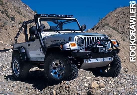 Parque4x4 Jeep Wrangler Rubicon Tomb Raider
